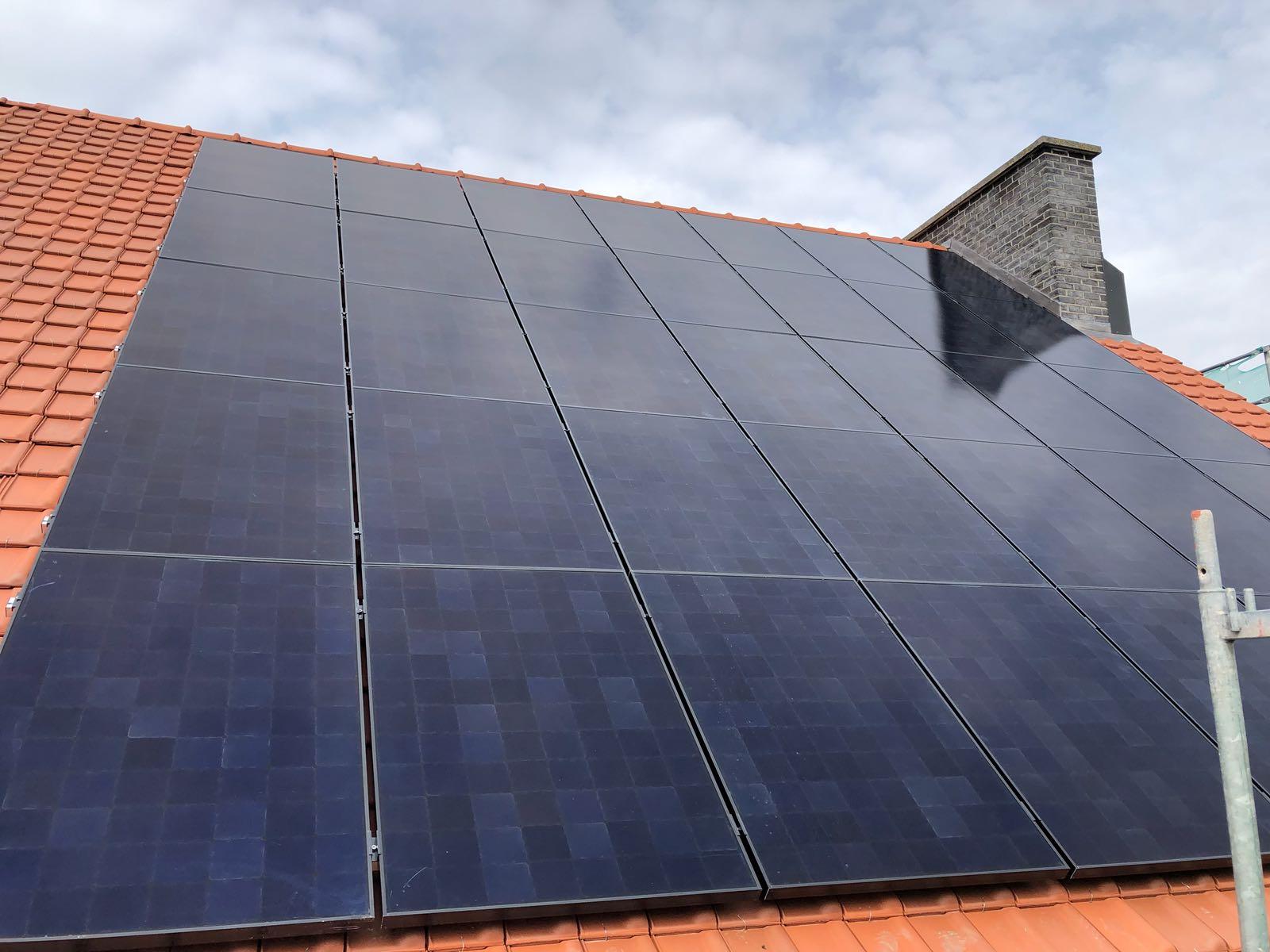 Sunpower installatie